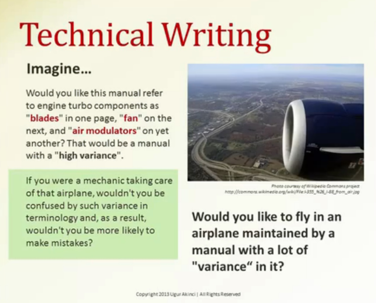 Online technical writing course free